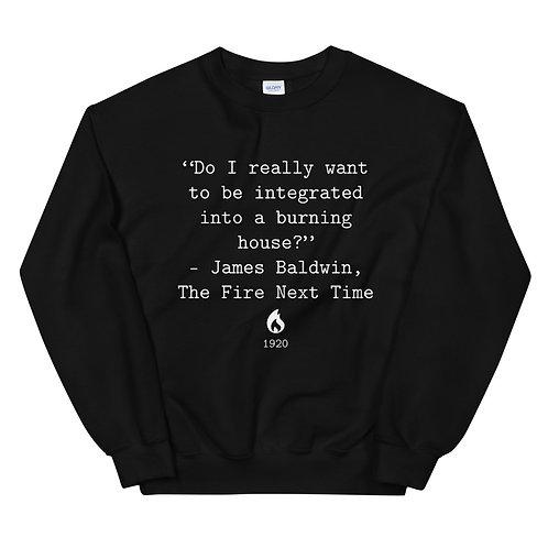 """""""Burning"""" Sweatshirt 1920"""