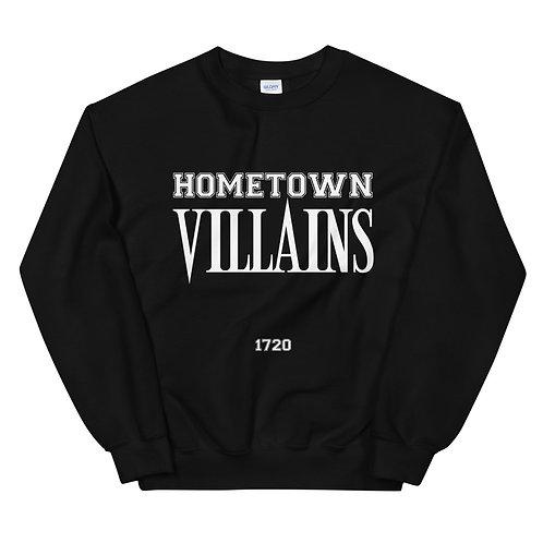 """Villains"" Sweatshirt 1720"