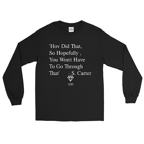 """Hov Did That"" Long Sleeve 1220"