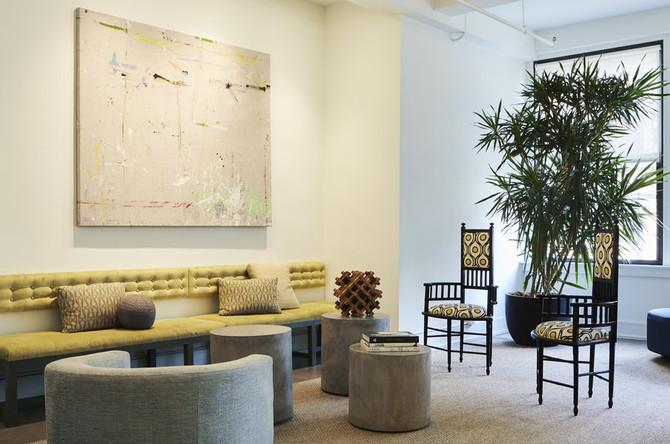 Architectural Digest: Huniford / Marie Robinson Salon