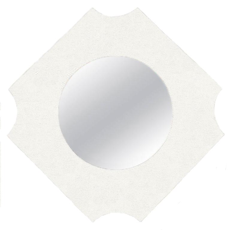 Huniford - Whitehall Leather Mirror