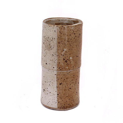 Tan Vase