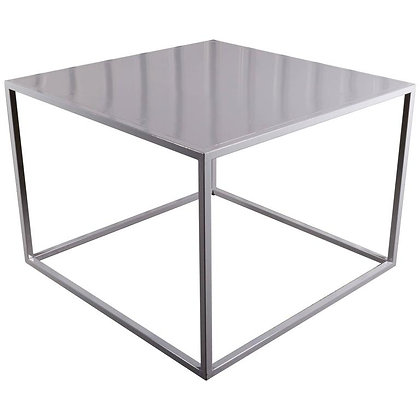 Minimalist Metal Table