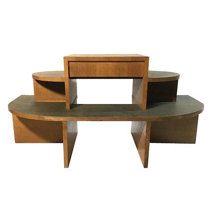 Three-Tier Italian Display Table