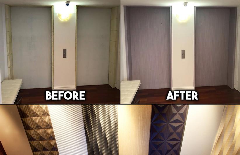 Elevator Door Finishes