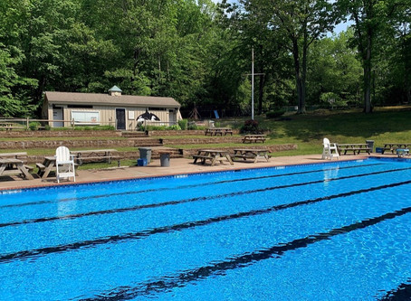 PLAN YOUR SUMMER AT WOODLEDGE POOL CLUB...PLUS, BIG NEWS FOR SARAH VICTOR BEAUTY