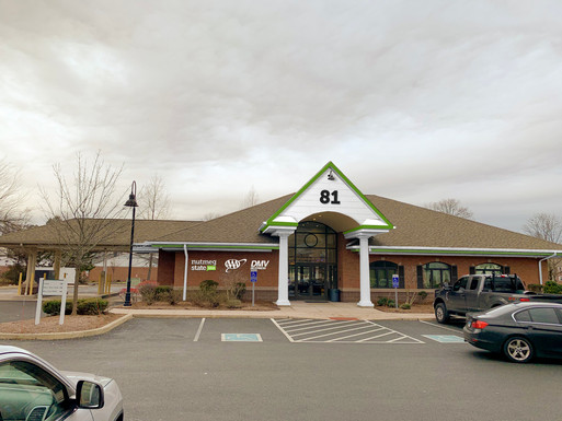 LOCAL CREDIT UNION AND AAA TO OFFER DMV SERVICES...TWO NEW BUSINESSES TO BUCKS CORNER