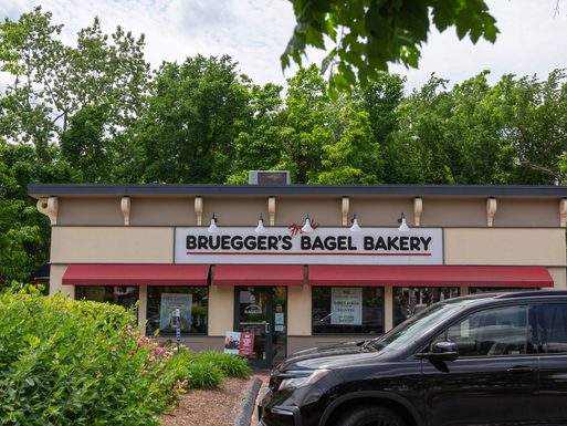 BRUEGGER'S PROPERTY SOLD TO NEW OWNERS...PLUS, NEW ALLCORE 360 MACHINE IN GLEN LOCHEN