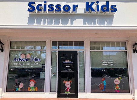BACK TO SCHOOL HAIRCUTS AT THE NEW AND IMPROVED SCISSOR KIDS...PLUS, NEW SOCCER TRAINING PROGRAM
