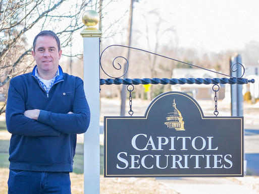 JASON GOODHUE'S SIMPLE, DYNAMIC APPROACH TO INVESTING...PLUS, NEW WELLNESS CENTER OPENS