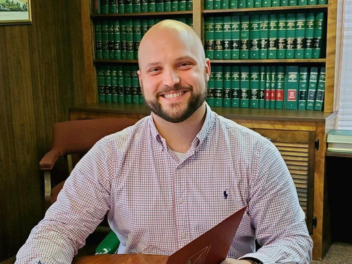 AN ATTORNEY FOR YOUR ESTATE PLANNING NEEDS...PLUS, TWO NEW BUSINESSES IN THE WORKS