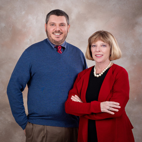 MOTHER SON REAL ESTATE DUO...PLUS, THE BARN OPENING UPDATE