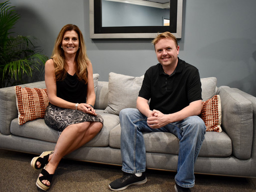 CARL GUILD OPENS NEW OFFICE IN GLASTONBURY...PLUS, NEW WOMEN'S CLOTHING BOUTIQUE NOW OPEN