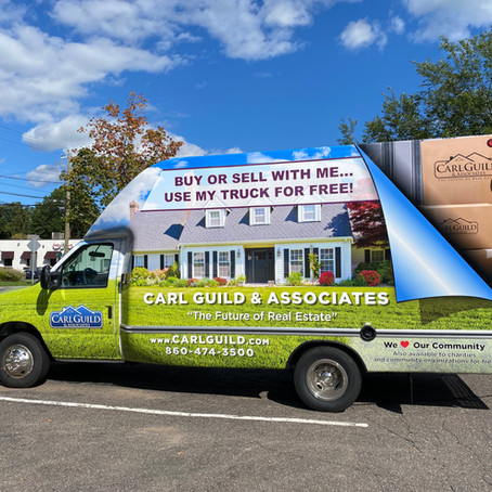 THE DIFFERENCE OF CARL GUILD & ASSOCIATES...PLUS, A BIG MOVE FOR ONE LOCAL HOME DECOR BOUTIQUE