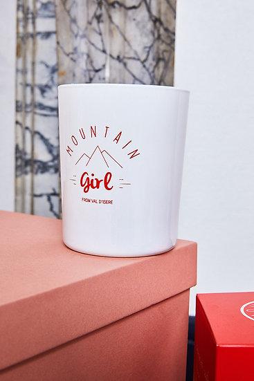 MOUNTAIN GIRL - Bougie