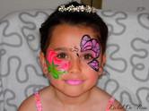 l'éclat de rose - maquillage artistique