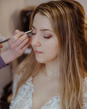 maquillage mariée I. Décembre 20 - l'écl