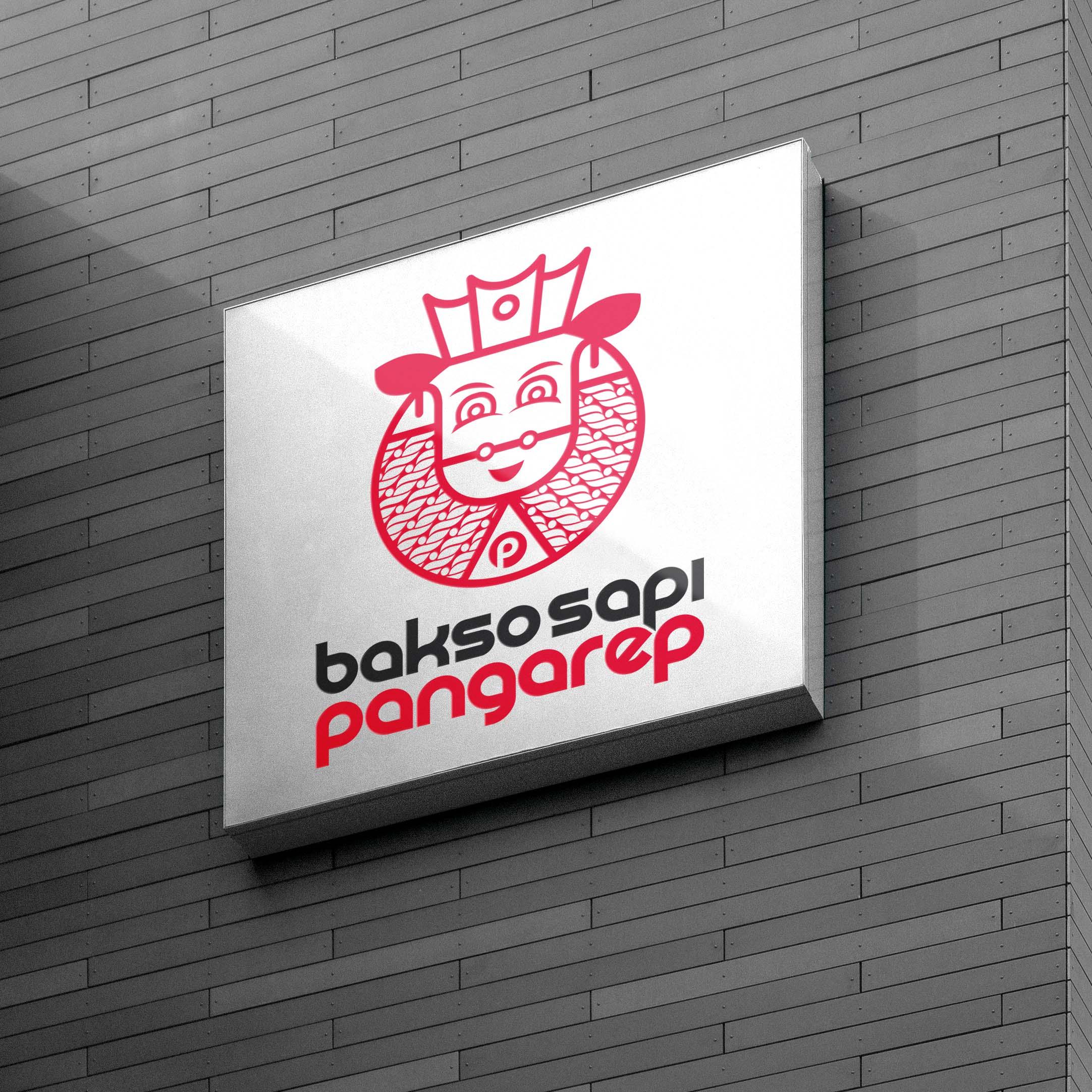 logo bakso sapi pangarep3ori