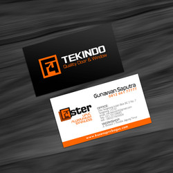 business card mockpup tekindo