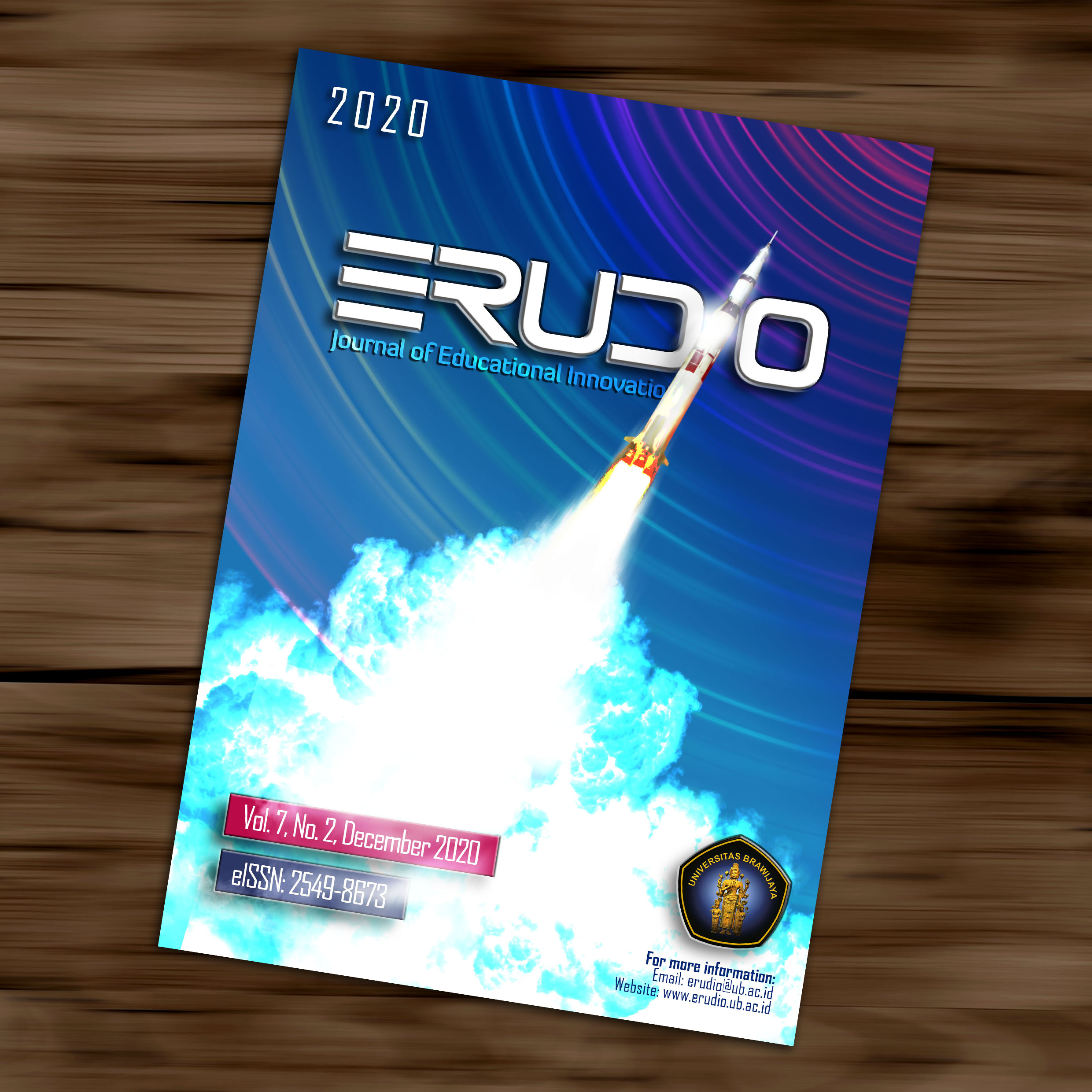 Erudio vol 7 no 2 December 2020