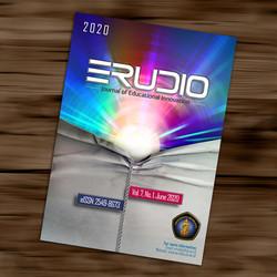 Erudio vol 7 no 1 June 2020