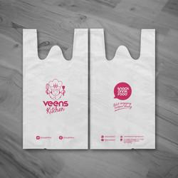 Veens Kitchen Plastic Bag