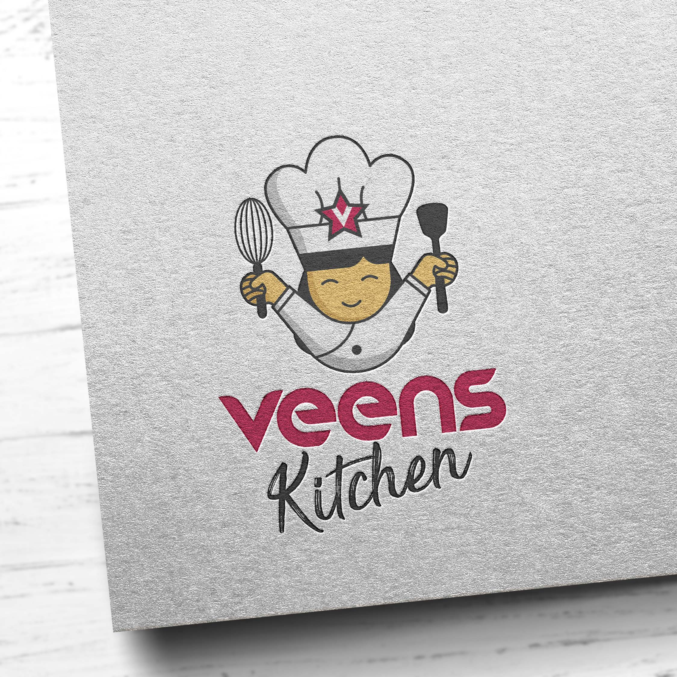 Veens Kitchen Logo