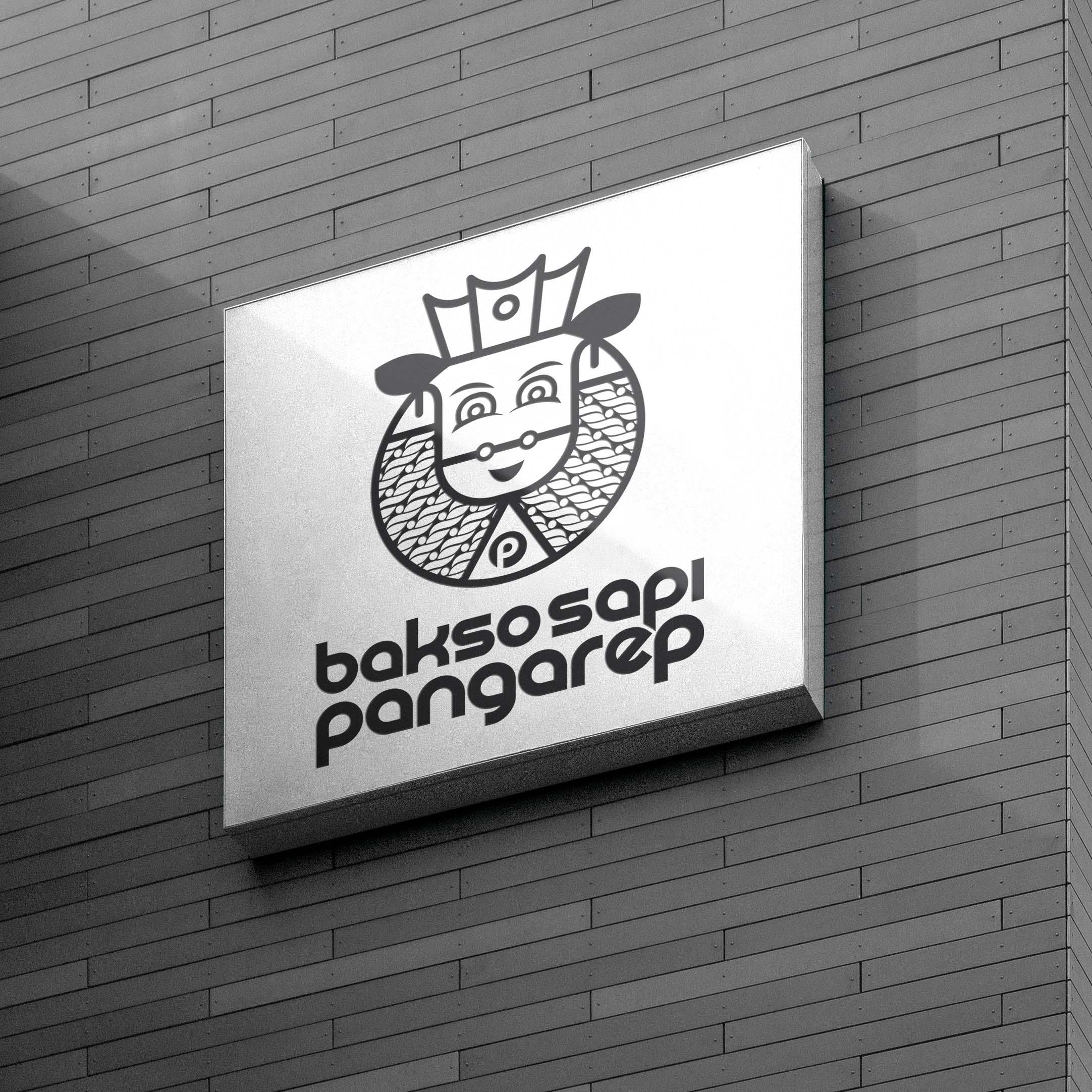 logo bakso sapi pangarep3black