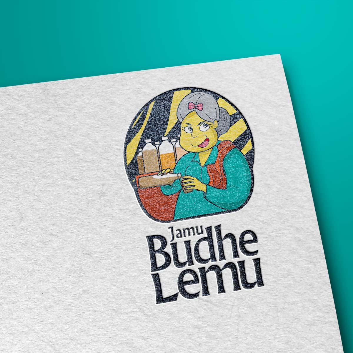 Jamu Budhe Lemu Logo