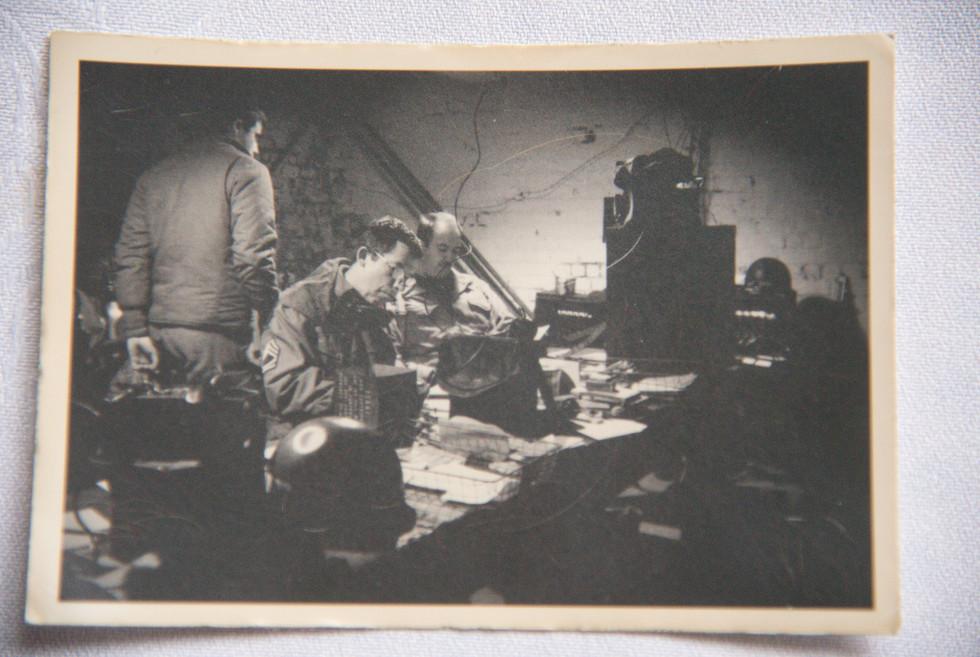 Velitel operace US Army v Praze