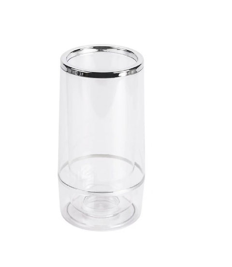 Wine Cooler, Clear, Acrylic