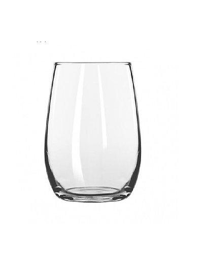 Mikonos Stemless Wine 15oz  /  24 UNITS PER CASE
