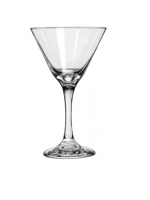 Martini Goblet 9 oz    /  24 UNITS PER CASE