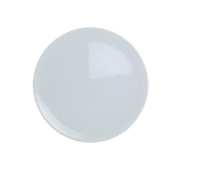 "12"" pizza plate flat [12/1]"