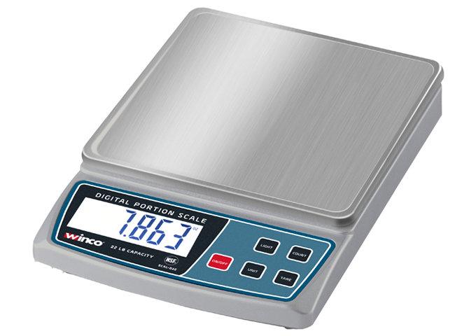Portion Control Scale, Digital NSF