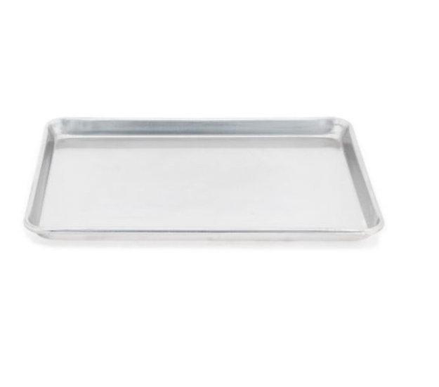 """Sheet Pan, 1/2 Size, 13""""x18"""", 20 Gauge, Aluminum"""