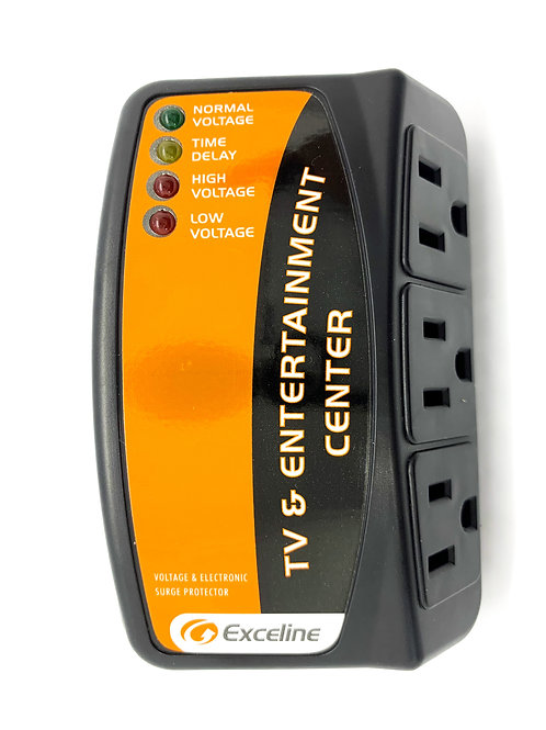 Exceline Television Surge Protector