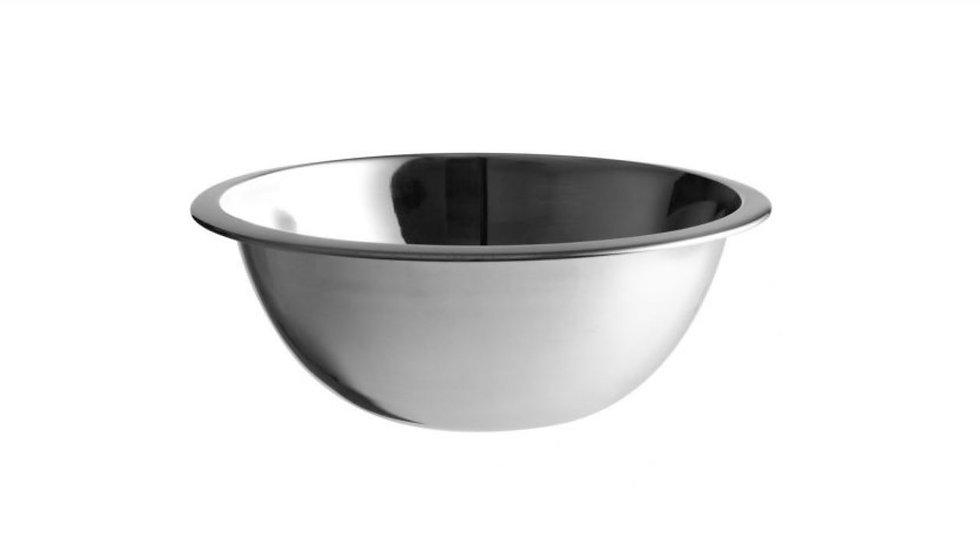 1-1/2qt Mixing Bowl, Economy, S/S