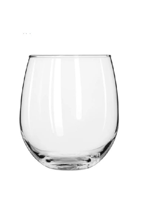 Mikonos Stemless Wine 11.5oz  /  12 UNITS PER CASE