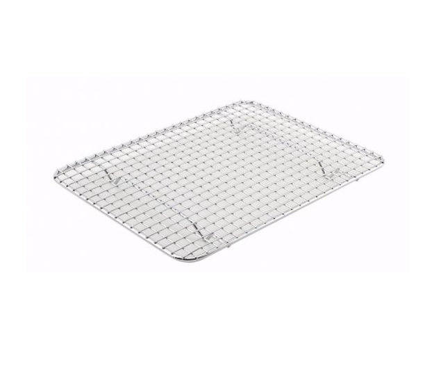 """Pan Grate for Half-size Steam Pan, 8"""" x 10"""", Chrome Plated"""