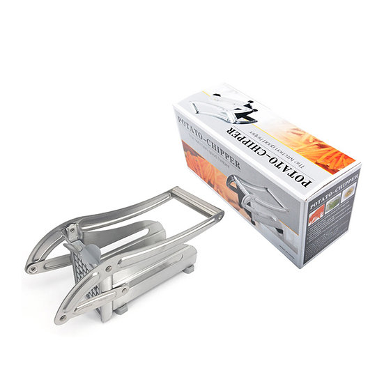 French Fry Cutter Stainless Steel - 2 Blades