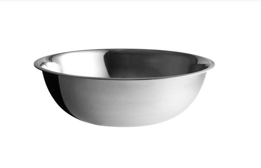 20qt Mixing Bowl, Economy, S/S