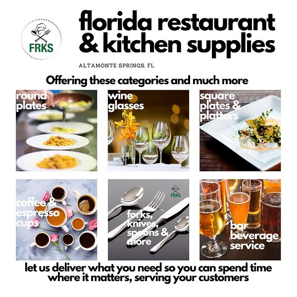 Product Categories Restaurant Supplies