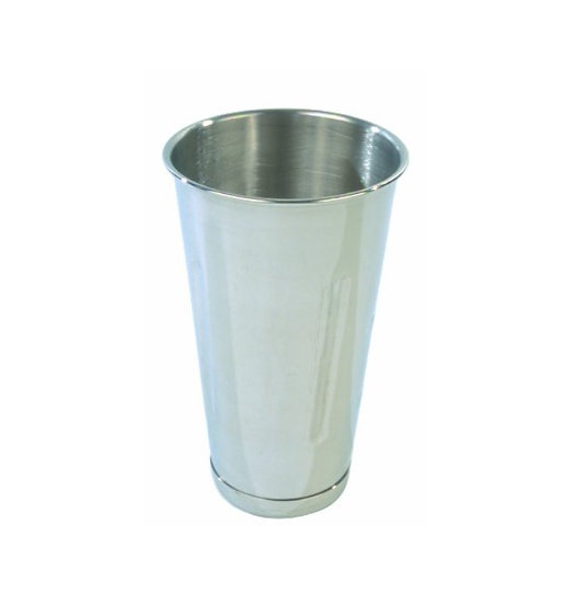 Stainless Steel Malt Cup 30 oz.