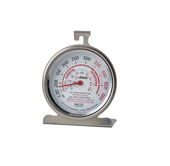 """Oven Thermometer, 3"""" Dial"""