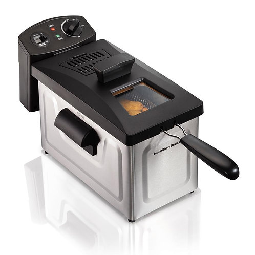 Hamilton Beach 3 Quart Deep Fryer