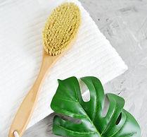 Natural Organic Wooden Body Massage Brus