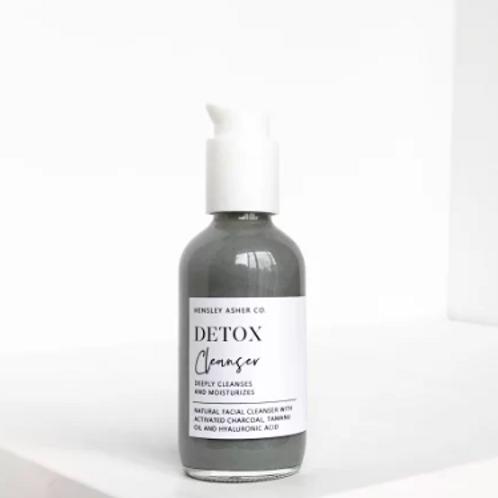 Facial Cleanser - Detox - Natural