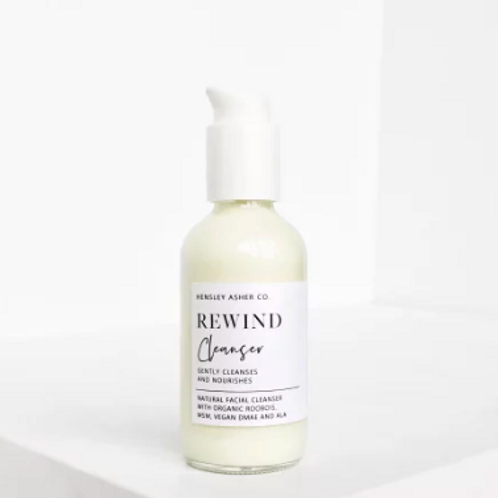 Facial Cleanser - Rewind - Natural