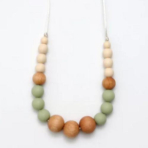 Silicone Teething Necklace Isla